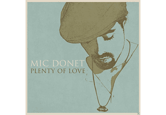 Mic Donet - PLENTY OF LOVE  - (CD)