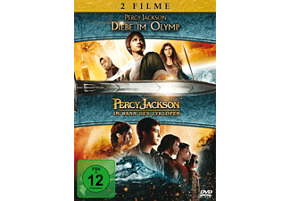 Percy Jackson 1+2 Box [DVD]