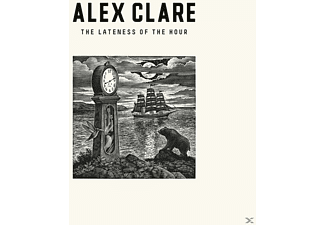 Alex Clare - THE LATENESS OF THE HOUR  - (CD)