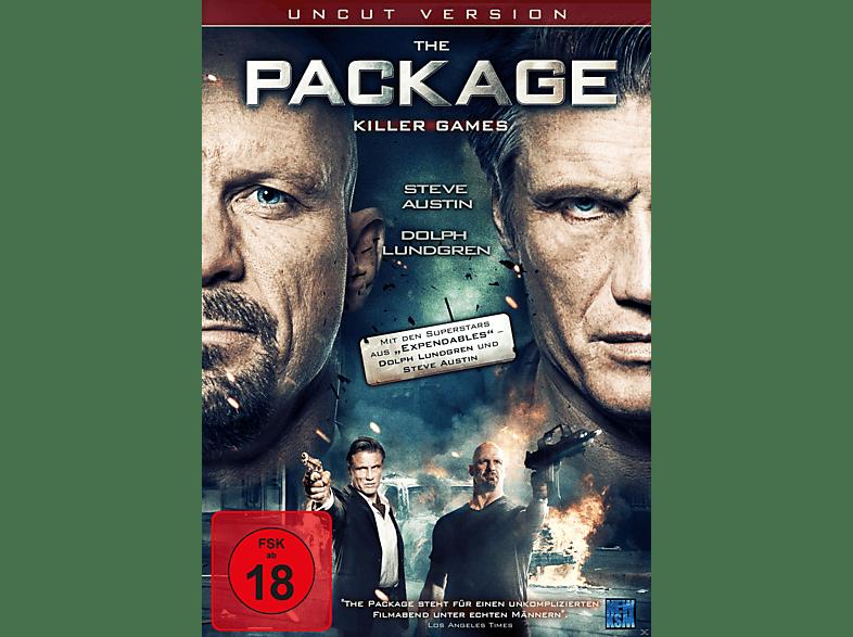 The Package - Killer Games [DVD]
