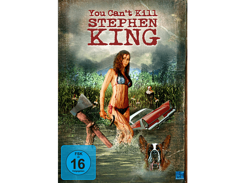 You can´t Kill Stephen King [DVD]