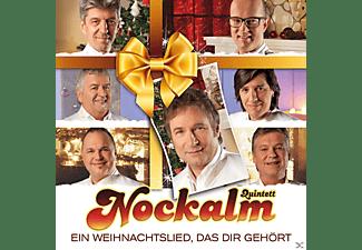 Nockalm Quintett - Ein Weihnachtslied, Das Dir Gehört  - (CD)