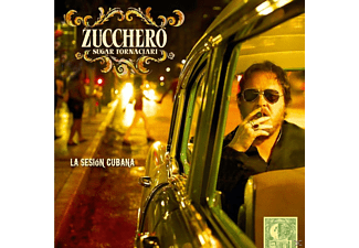 Zucchero - La Sesion Cubana  - (CD)