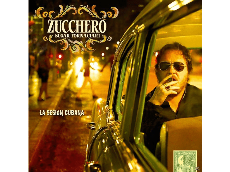 Zucchero - La Sesion Cubana [CD]