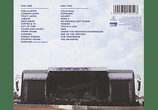 Blur - Parklive  - (CD)