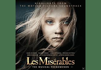 VARIOUS - LES MISERABLES  - (CD)