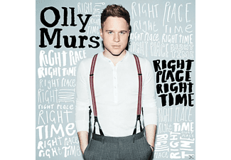 Olly Murs - RIGHT PLACE RIGHT TIME  - (CD)