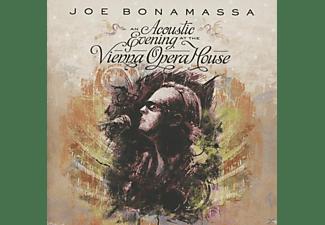 Joe Bonamassa - AN ACOUSTIC EVENING AT THE VIENNA OPERA  - (CD)