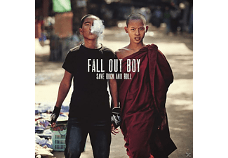 Fall Out Boy - Save Rock And Roll [CD]