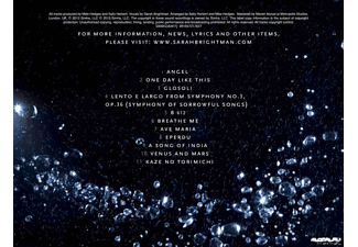 Sarah Brightman - Dreamchaser  - (CD)