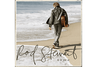 Rod Stewart TIME CD