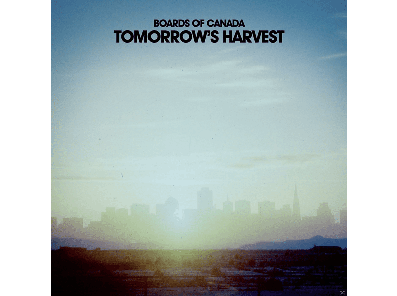 Boards Of Canada - Tomorrow's Harvest [CD]