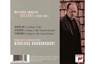 Concentus Musicus Wien - Marsch In D-Du, Posthornserenade, Haffner-Sinfonie [CD]