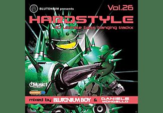 Blutonium pres. Hardstyle Vol. 26 - Hardstyle Vol.26  - (CD)