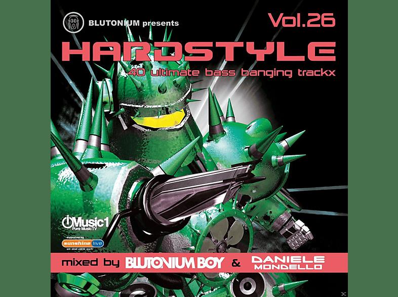 Blutonium pres. Hardstyle Vol. 26 - Hardstyle Vol.26 [CD]