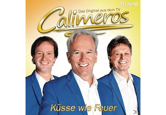 Calimeros - Küsse wie Feuer  - (CD)