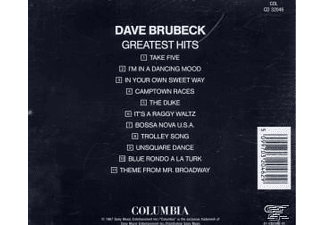 Dave Brubeck - Greatest Hits [CD]