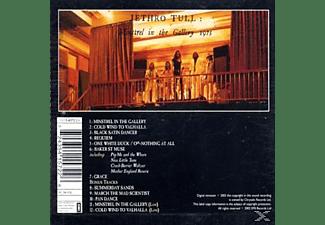 Jethro Tull - MINSTREL IN THE GALLERY REMAST [CD]