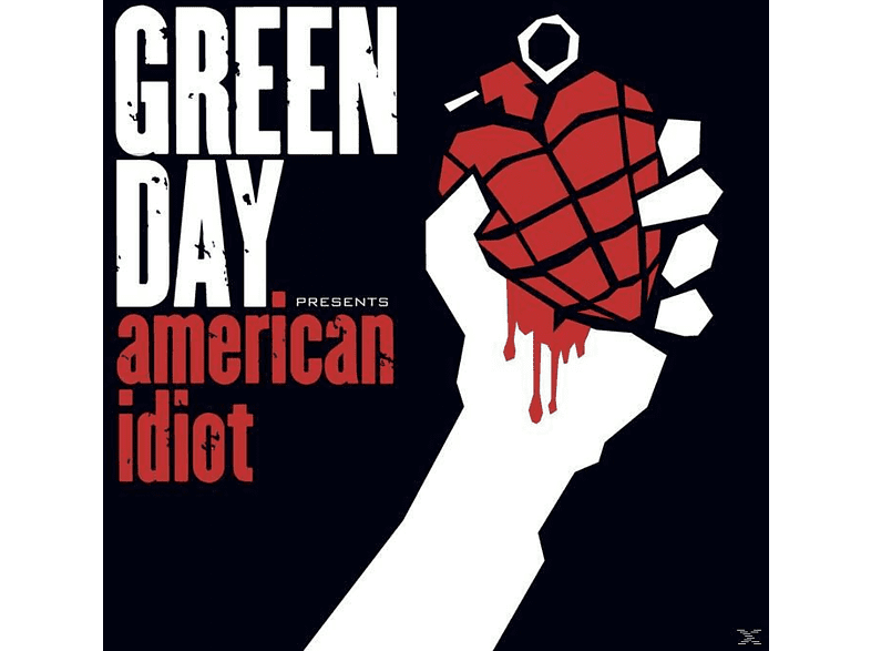 Green Day - Green Day - American Idiot [CD]
