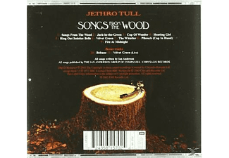 Jethro Tull - SONGS FROM THE WOOD-REMASTERED [CD]