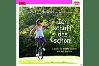 Rolf Zuckowski und seine Freunde - ICH SCHAFF DAS SCHON - (CD)