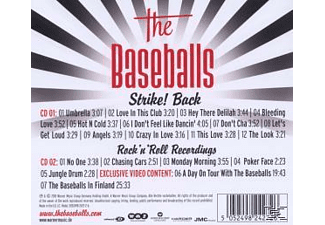 The Baseballs - Strike! Back  - (CD)
