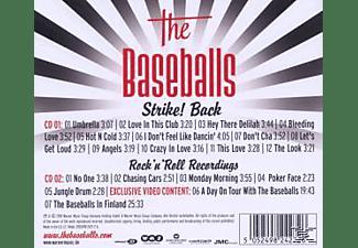 The Baseballs - Strike! Back  - (CD)