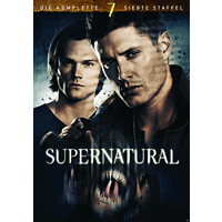 Supernatural - Die komplette 7. Staffel [DVD]