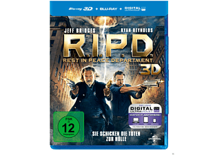 R.I.P.D. [Blu-ray 3D]
