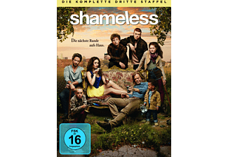 Shameless - Staffel 3 [DVD]