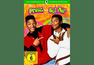 Der Prinz von Bel-Air - Staffel 4 [DVD]