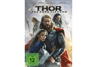 Thor - The Dark Kingdom DVD