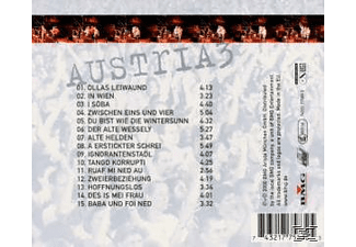 Austria 3 - DRITTE  - (CD)