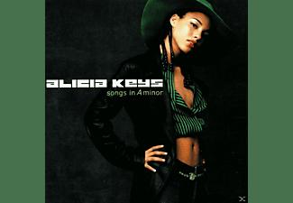 Alicia Keys - SONGS IN A MINOR  - (CD)