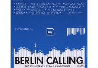 Paul Kalkbrenner/Ost - Berlin Calling - The Soundtrack By Paul Kalkbrenner  - (CD)