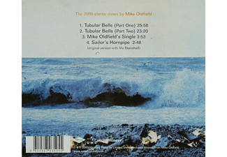 Mike Oldfield - Tubular Bells (2009 Remastered)  - (CD)