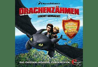 Drachenzähmen Leicht Gemacht - Drachenzähmen Leicht Gemacht - Original Hörspiel zum Kinofilm [CD]