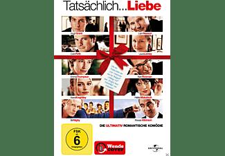 Tatsächlich...Liebe DVD