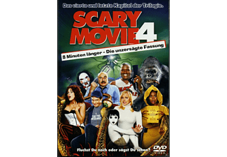 Scary Movie 4 DVD