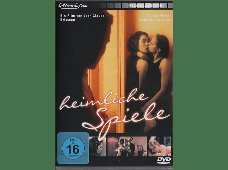 HEIMLICHE SPIELE [DVD]