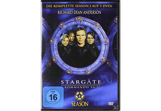 Stargate Kommando SG1 - Staffel 1 [DVD]