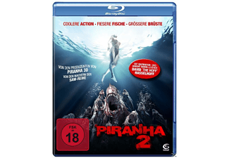 Piranha 2 (Uncut) Blu-ray