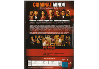 Criminal Minds - Staffel 1 DVD