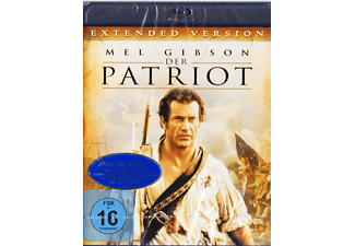 PATRIOT [Blu-ray]