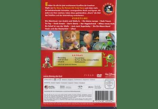 Pixars komplette Kurzfilm Collection DVD