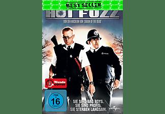 Hot Fuzz - Zwei abgewichste Profis DVD