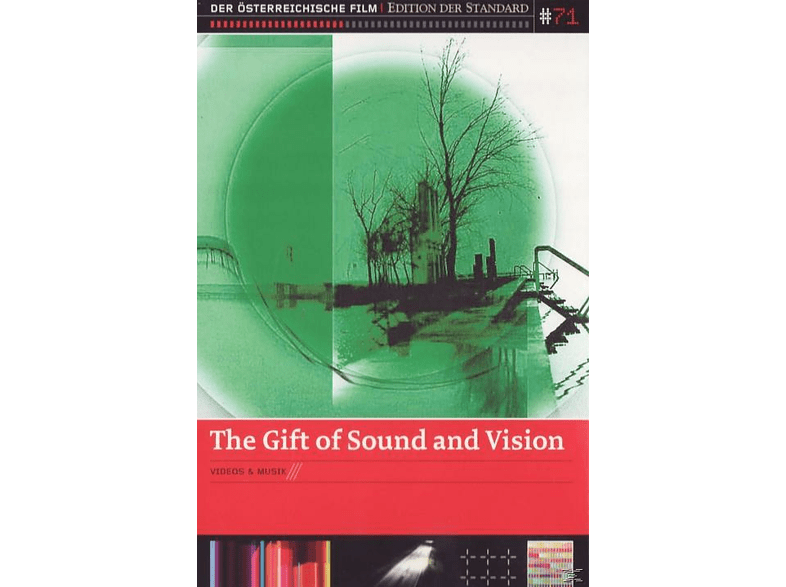 THE GIFT OF SOUND AND VISION [DVD]