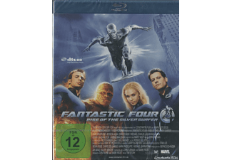Fantastic Four – Rise Of The Silver Surfer [Blu-ray]