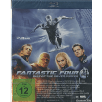 Fantastic Four – Rise Of The Silver Surfer Blu-ray