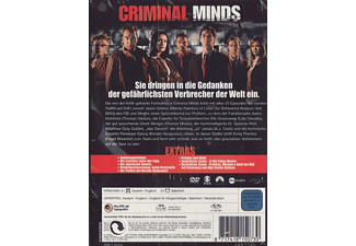 Criminal Minds - Staffel 2 DVD